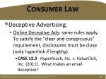 consumer law3