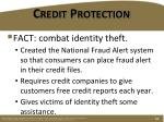 credit protection5