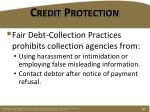 credit protection7