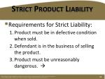 strict product liability2