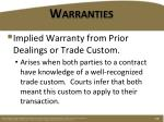 warranties11