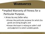 warranties8