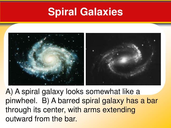 Spiral Galaxies