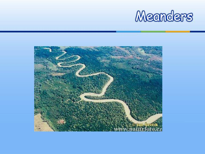 PPT - RIVERS PowerPoint Presentation - ID:2424961