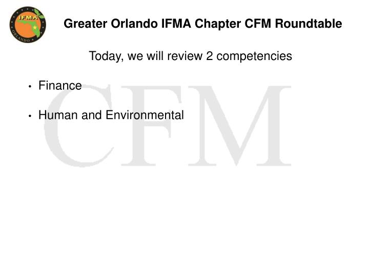 Greater orlando ifma chapter cfm roundtable1
