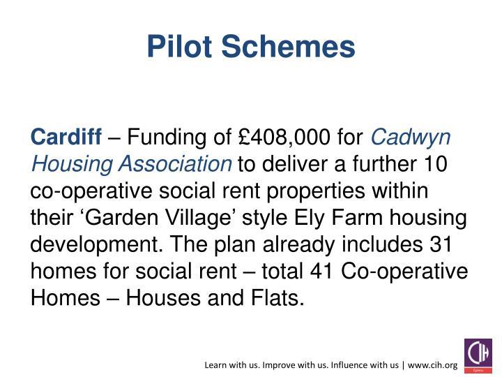 Pilot Schemes