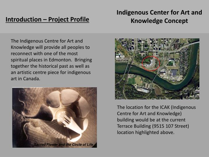 Indigenous Center for Art and