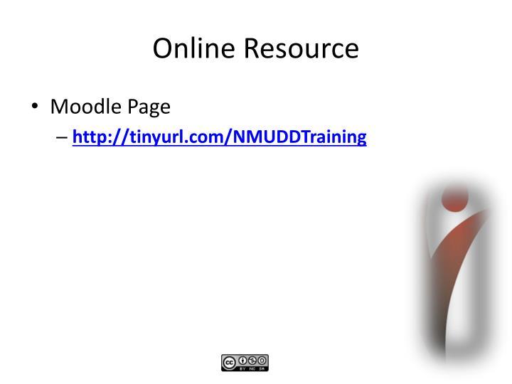 Online Resource