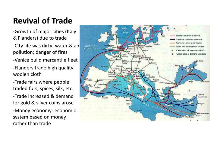 Revival of Trade
