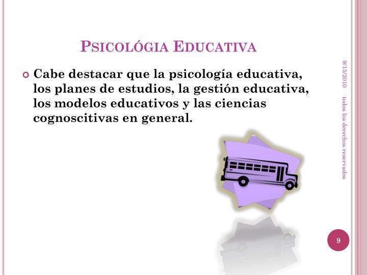 Psicológia