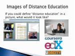 images of distance education