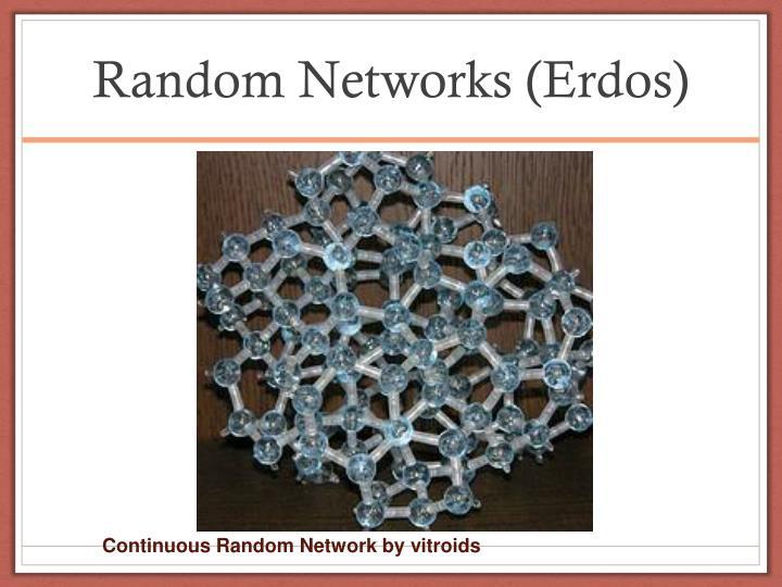 Random Networks (