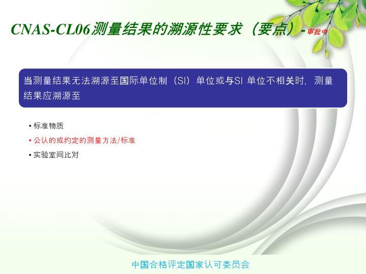 CNAS-CL06