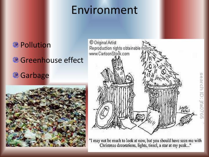 Environment