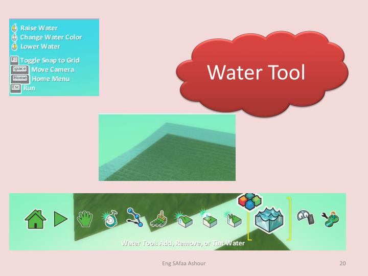 Water Tool