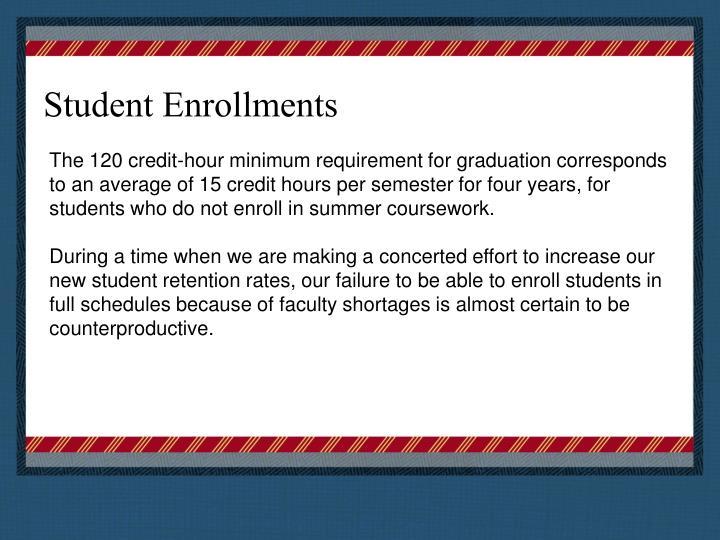 Student Enrollments