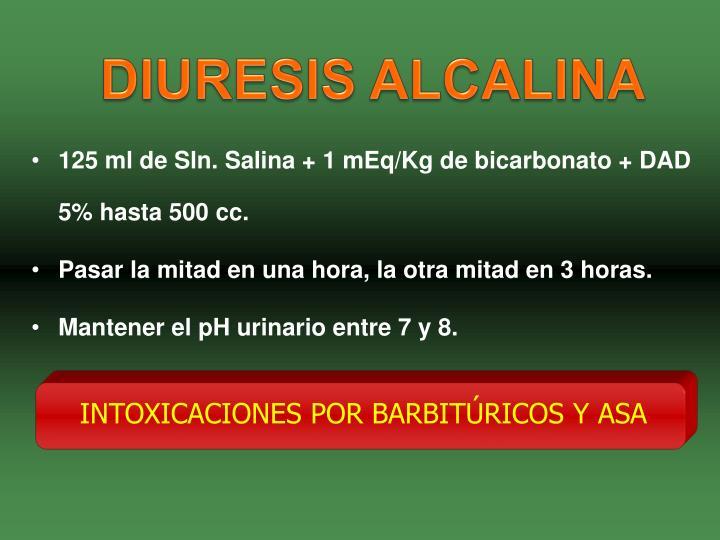 INTOXICACIONES POR BARBITÚRICOS Y ASA