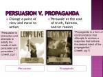 persuasion v propaganda