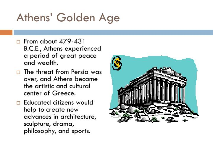 Athens golden age