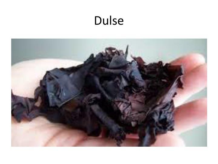 Dulse