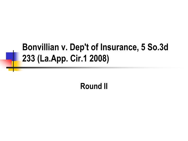 Bonvillian
