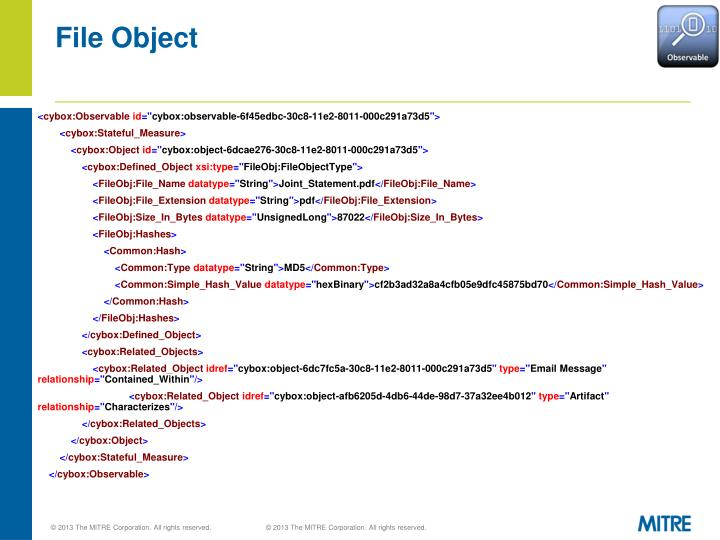 File Object