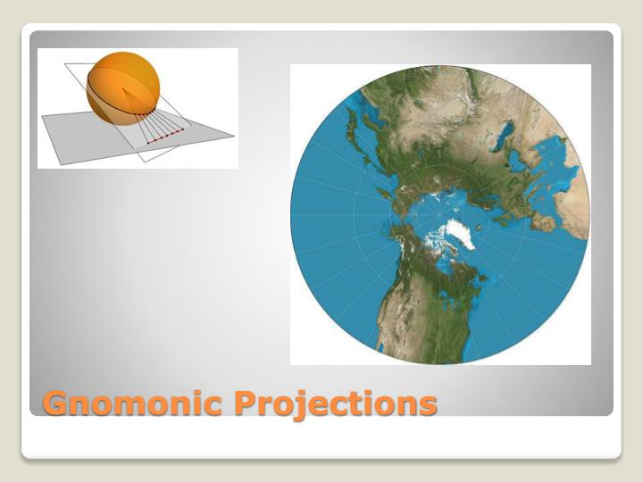Gnomonic Projections