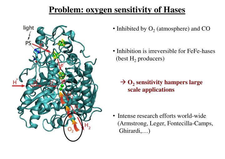 Problem: oxygen