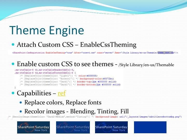 Theme Engine