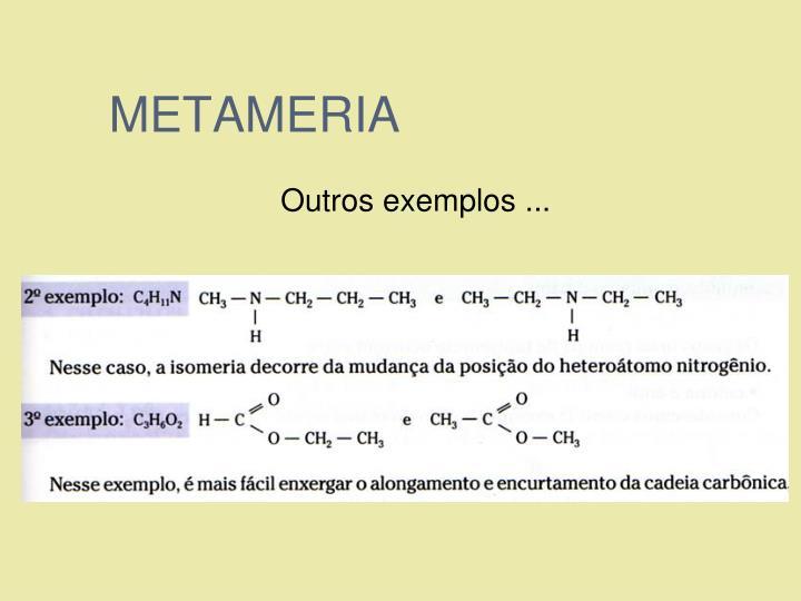 METAMERIA
