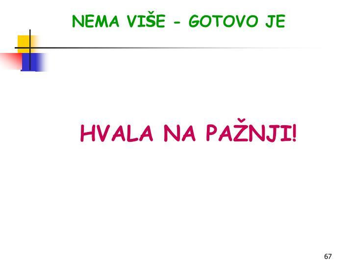 NEMA VI