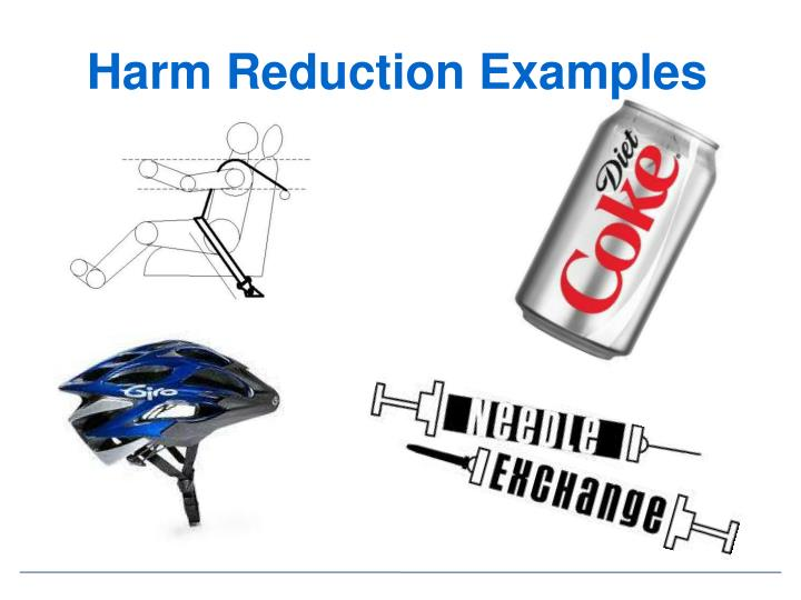 Harm Reduction Examples
