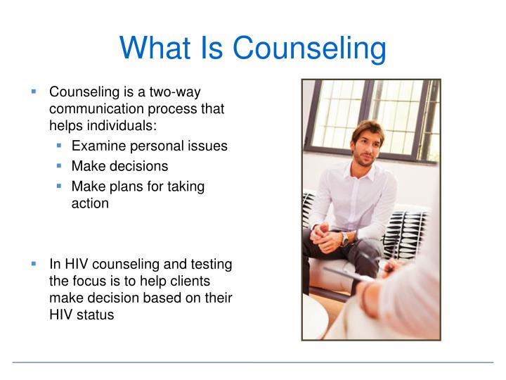 What Is Counseling