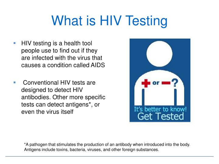 What is HIV Testing