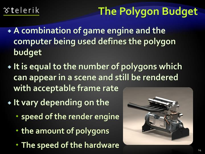 The Polygon Budget