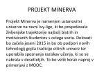 projekt minerva
