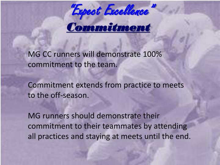 """Expect Excellence"""