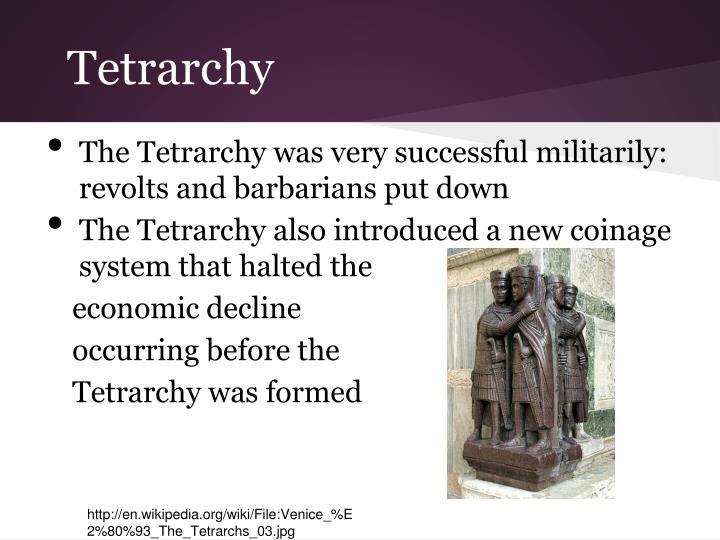 Tetrarchy