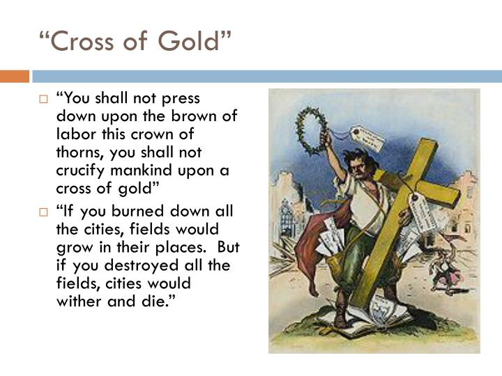 """Cross of Gold"""