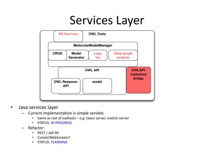Services Layer