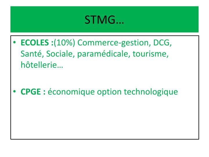 STMG…