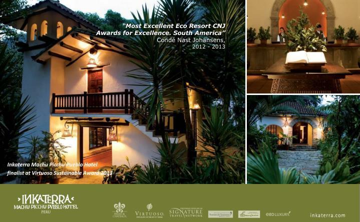 """Most Excellent Eco Resort CNJ"