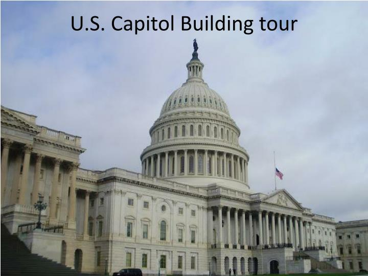 U.S. Capitol Building tour