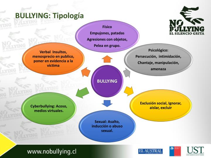 BULLYING: Tipología