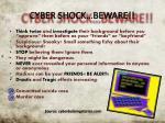 cyber shock beware4