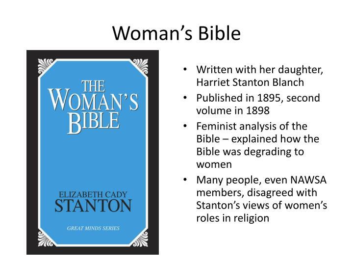 Woman's Bible
