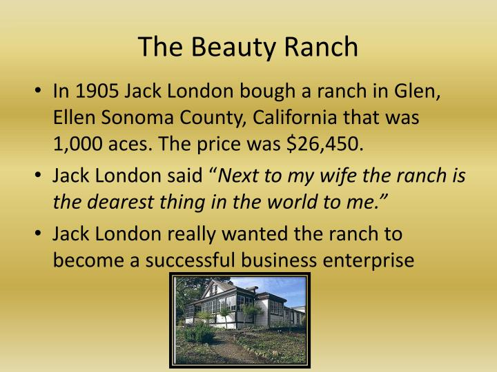 The Beauty Ranch