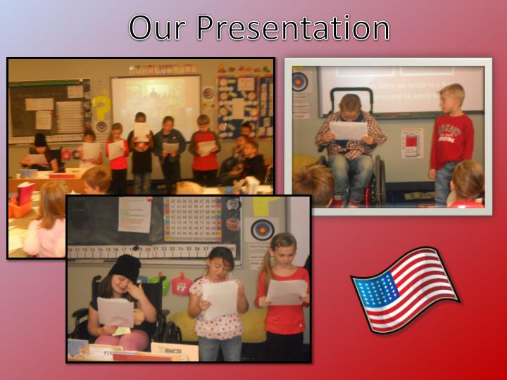 Our Presentation