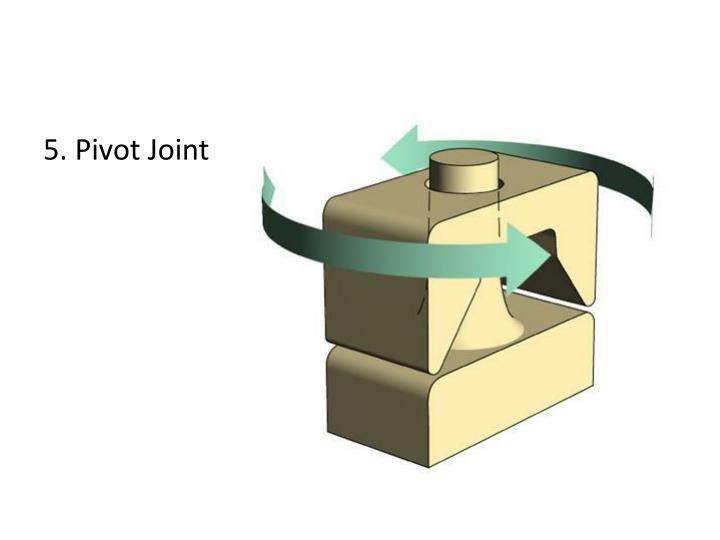 5. Pivot Joint