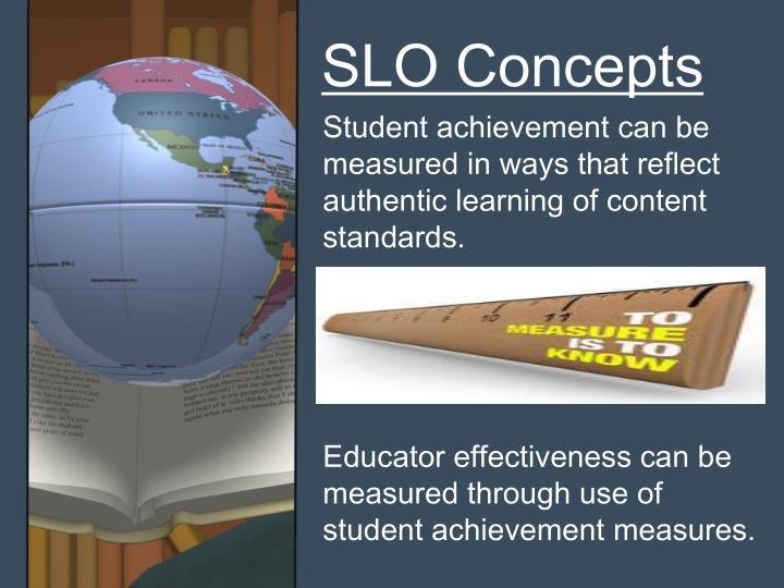SLO Concepts